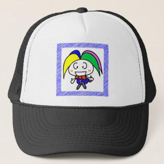 hiro trucker hat