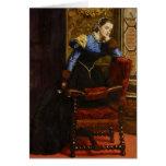 Hirondelle de John Everett Millais-, hirondelle Carte De Vœux