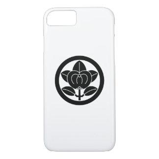 Hirone orange iPhone 8/7 case