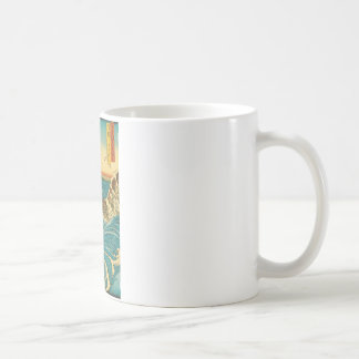 Hiroshige Navaro Rapids Mug