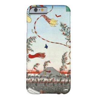 Hiroshige The City Flourishing, Tanabata Festival Barely There iPhone 6 Case