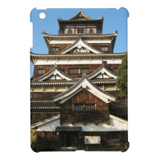 Hiroshima Castle 広島城, Hiroshima, Japan iPad Mini Cover
