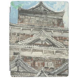 Hiroshima Castle iPad Case iPad Cover