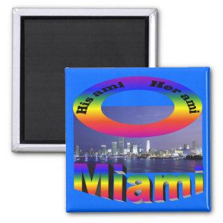 His Ami, Her Ami - Miami Magnet