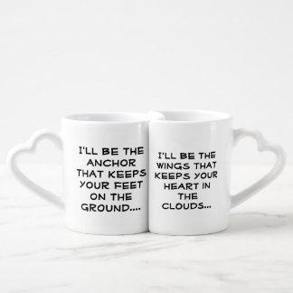 His and Hers Coffee Mug set
