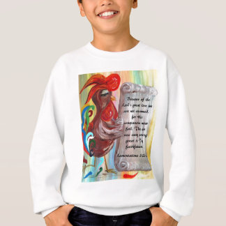 His Compassions are New Every Morning Sweatshirt