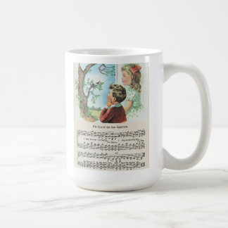 His Eye Is On The Sparrow Classic Mug