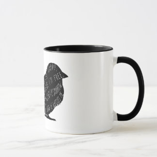 His Eye is on the Sparrow Mug