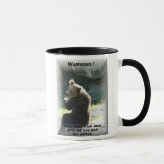 his & hers grouchy bear mugs