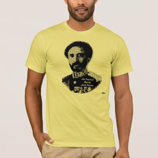 His imperial majesty Haile Selassie shirt