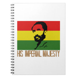 His Imperial Majesty Note Books