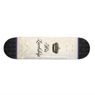 His Lordship Skate Decks