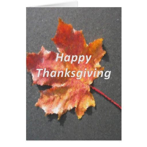 His Mercy Endureth Thanksgiving Psalm 107:1 Greeting Card