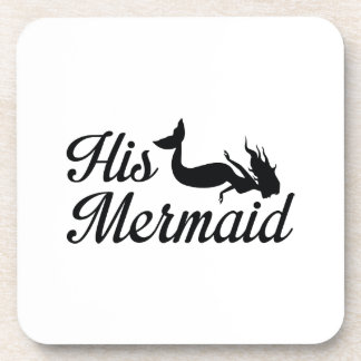 His Mermaid Coaster
