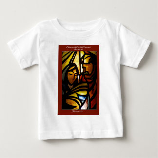 his name shall be emmanuel baby T-Shirt