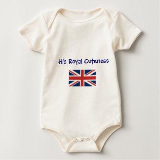 His Royal Cuteness Baby Creeper