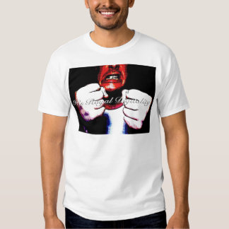 His Royal Digitality Clenched Fists Tshirts