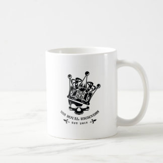 His Royal Highness Logo Classic White Coffee Mug