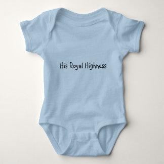 His Royal Highness T-shirts