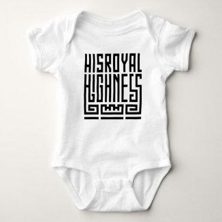 His Royal Highness Toddler Baby Bodysuit