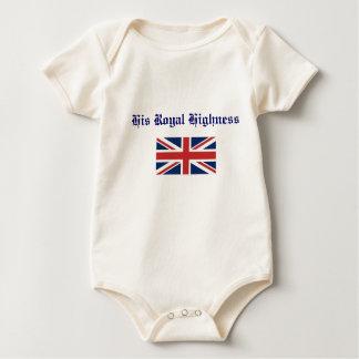 His Royal Highness Baby Creeper