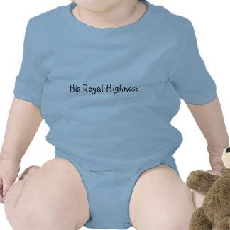 His Royal Highness Shirts