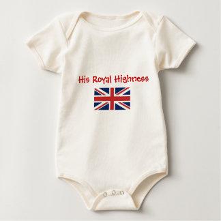 His Royal Highness Bodysuit