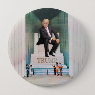 His Royal Trumpness 4 Inch Round Button
