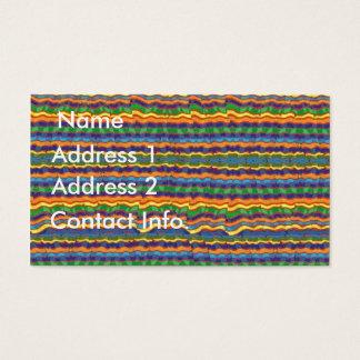Hispanic Design Profile Card