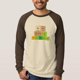 *Hispanic* PERIODIC Table T-Shirt