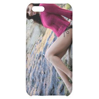 Hispanic Woman Creek Cover For iPhone 5C