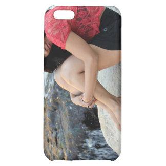 Hispanic Woman Creek iPhone 5C Cover
