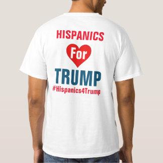 Hispanics For Trump T-Shirt