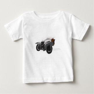Hispano Suiza Closeup Baby T-Shirt