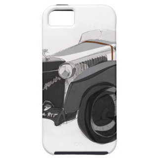 Hispano Suiza Closeup Case For The iPhone 5