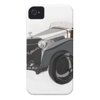 Hispano Suiza Closeup Case-Mate iPhone 4 Case