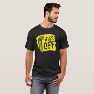 Hiss Off Snake T-Shirt