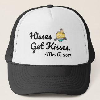 Hisses Get Kisses Hat