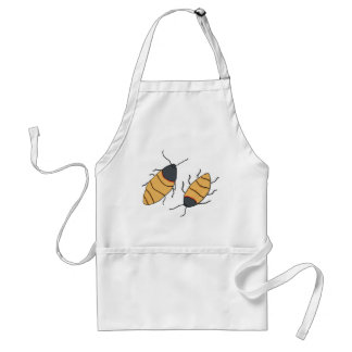 Hissing Cockroaches Standard Apron