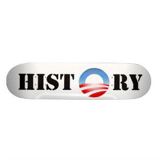 Histoire d'Obama Skateboard 20 Cm