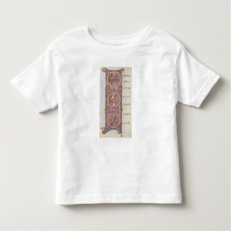 Historiated initial 'I' Toddler T-shirt