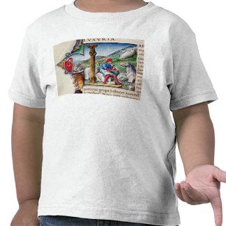 Historiated initial 'L' Tshirt