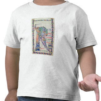 Historiated initial 'R' Shirts