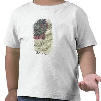 Historiated initial shirt