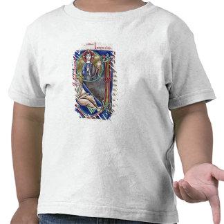 Historiated initial 'V' or 'U' Shirt