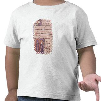 Historiated initials 'P' T Shirts