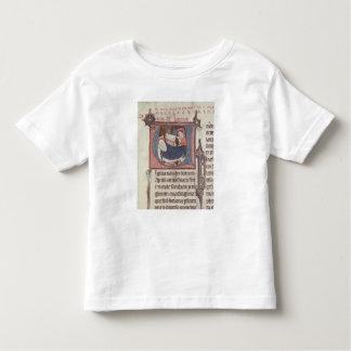 Historiated initials 'U' and 'I' Toddler T-shirt