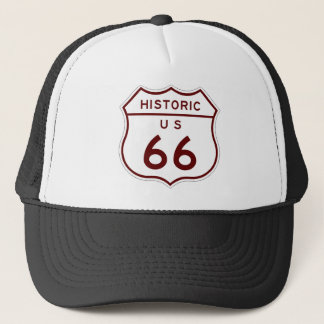 historic66 trucker hat