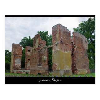 Historic Ambler Mansion Postcard