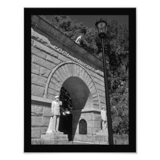 Historic Arch Photo Print